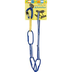 Metolius PAS Personal Anchor System 22kN, blue/yellow